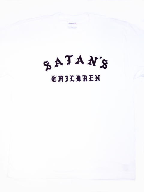 INTERFACE SATAN'S CHILDREN TEE