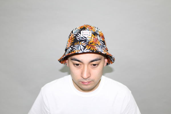 INTERFACE FLOWER BUCKET HAT
