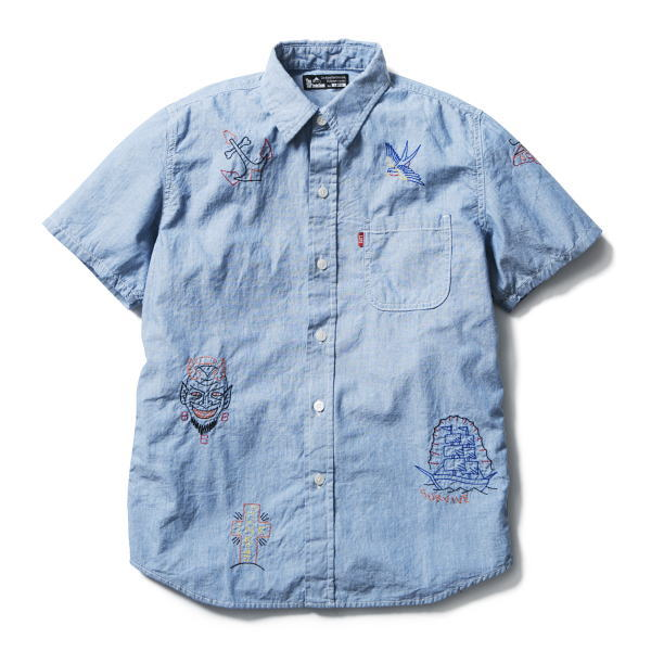 SOFTMACHINE STITCHED SHIRTS