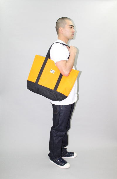 INTERFACE NYLON TOTE BAG