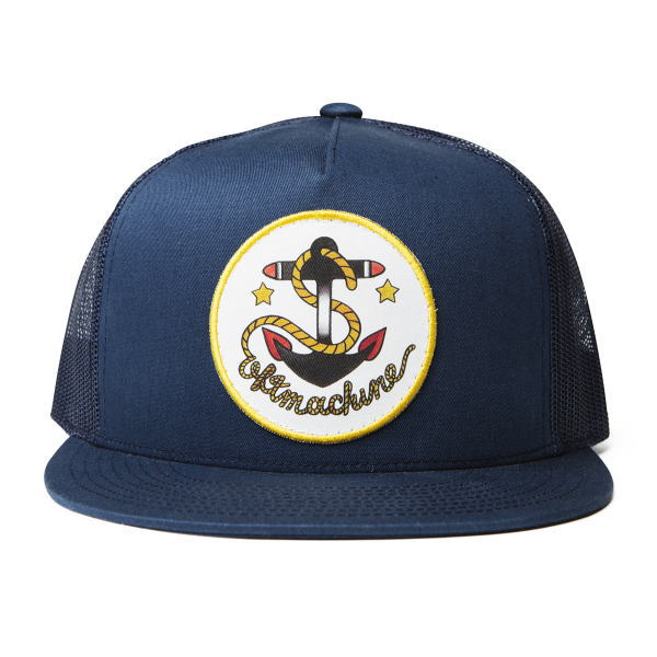 SOFTMACHINE MARINER MESH CAP