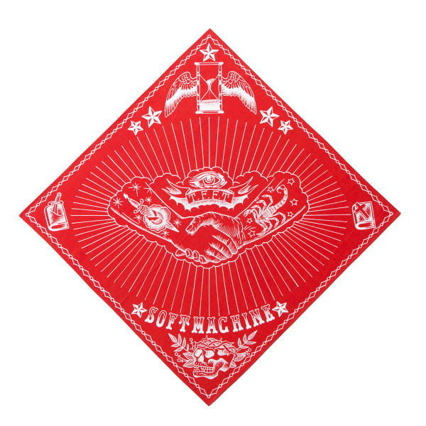 SOFTMACHINE SOCIETY BANDANA