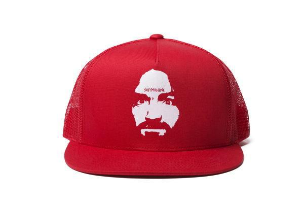 SOFTMACHINE CHARLIE MESH CAP
