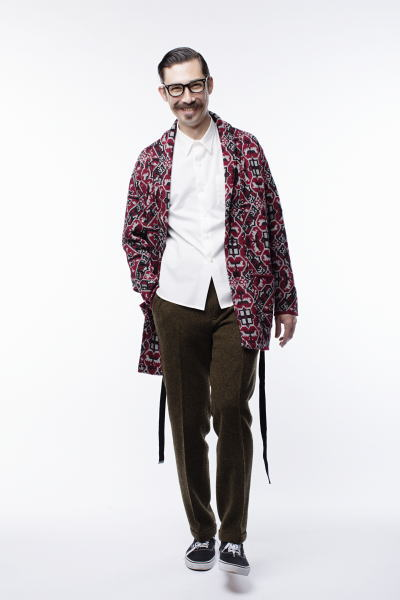 SOFTMACHINE AFSHAN CARDIGAN PRIME SHIRTS ANDREW PANTS PARKES GLASS