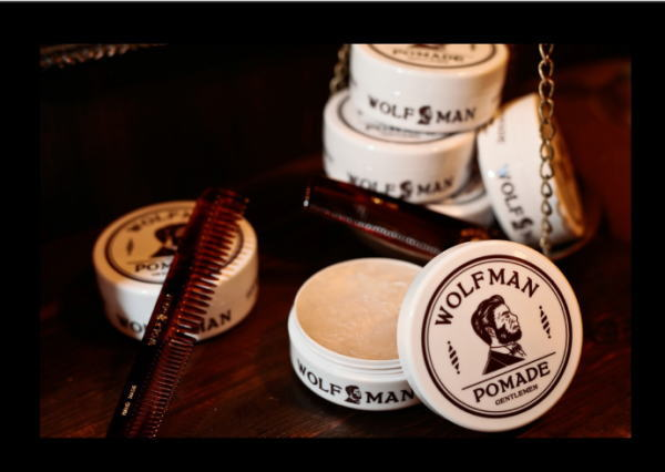 GLAD HAND WOLFMAN-POMADE