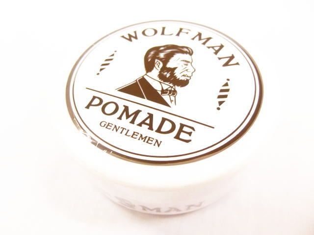 GLAD HAND WOLFMAN-POMADE