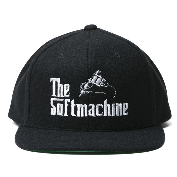 SOFTMACHINE GOD WOOL CAP