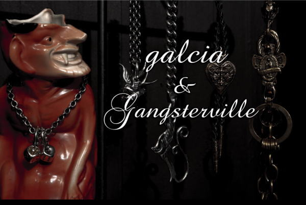 GANGSTERVILLE×galcia 2017 SPRING&SUMMER