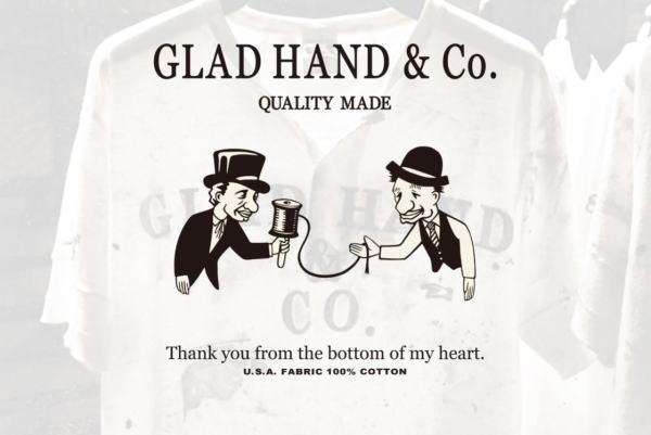 GLAD HAND PACK-T 2017 SPRING&SUMMER