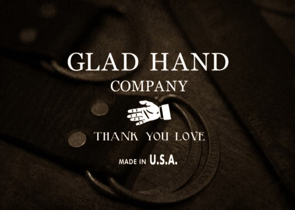 GLAD HAND USA BELT 2017 SPRING&SUMMER