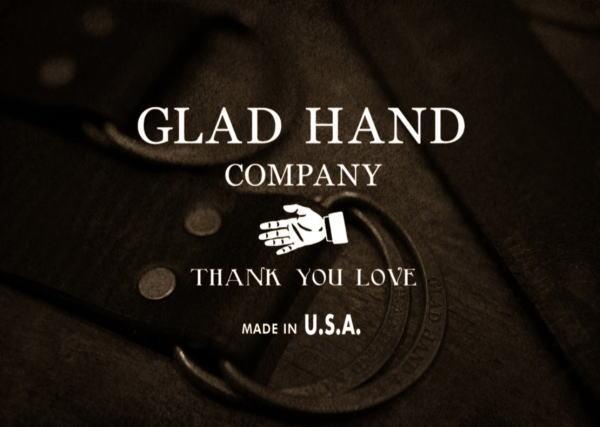 GLAD HAND USA BELT 2017 SPRING&SUMMER