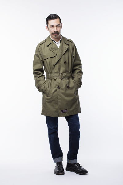 SOFTMACHINE COVERT COAT S.A SHIRTS NEW LIFE SLIM