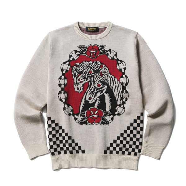 SOFTMACHINE PHARAOH SWEATER
