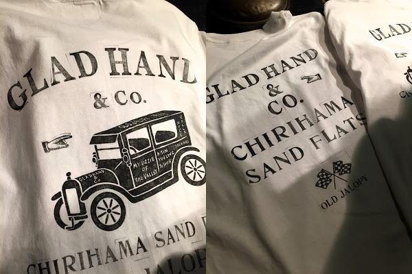 GLAD HAND CHIRIHAMA SAND FLATS 2016-MEMORIAL 1,2