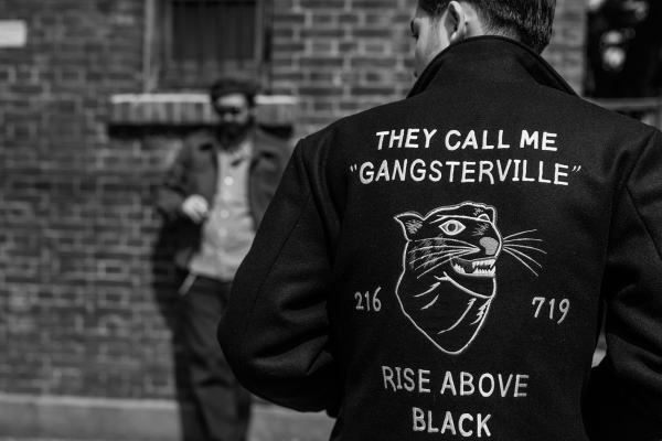 GANGSTERVILLE RISE ABOVE-JACKET