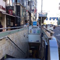 東京メトロ 表参道駅(2)