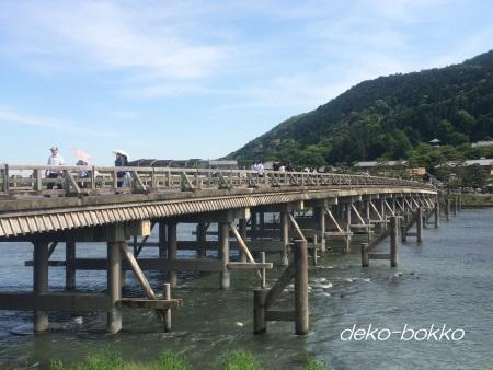 渡月橋 201605
