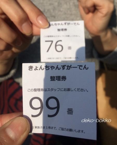 きょんちゃんがーでん 20161113-4