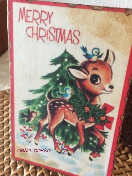 MARRYちゃんからのクリスマスカード 201612