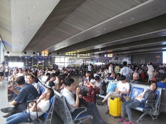 上海駅031