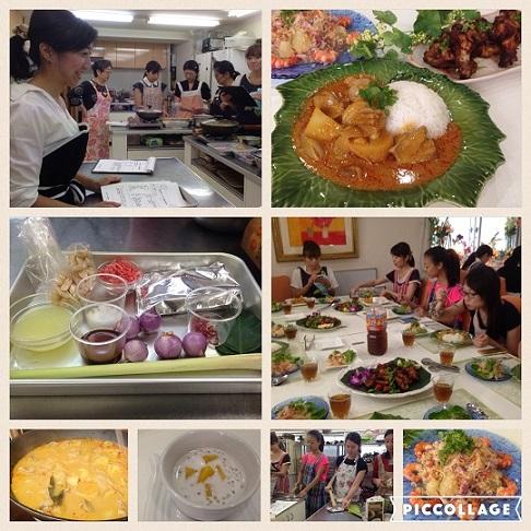 タイ料理講習