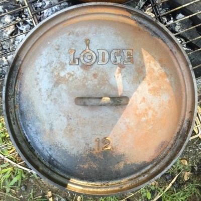 LODGE 12inch deep
