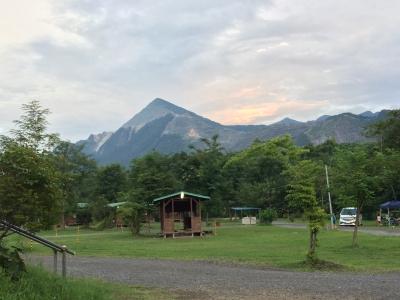 秩父巴川キャンプ場