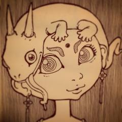 トカゲ頭の女
