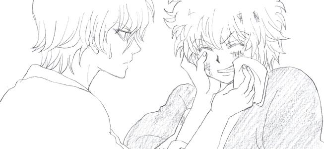 仔銀ちゃん&朧さん