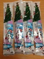 2016クリスマス歯ブラシ