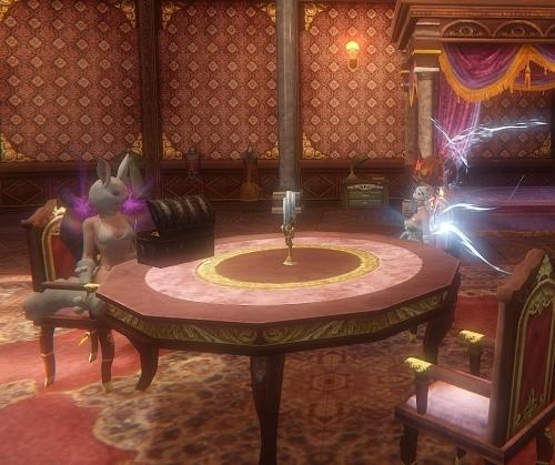 王妃の部屋で遊ぶその2