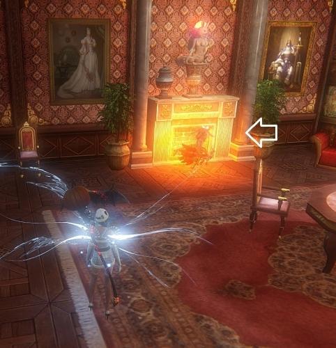 王妃の部屋で遊ぶその3