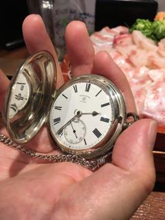 懐中時計イギリス