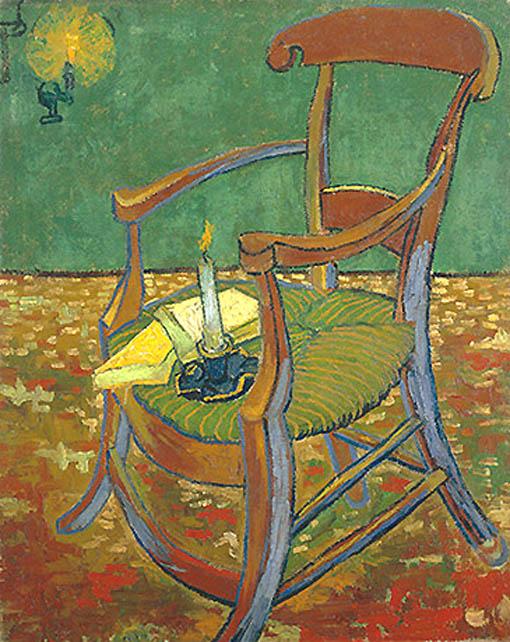 20161118 ゴーギャンの椅子 1888 18cm