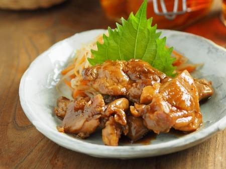 鶏照りもやしポン酢04