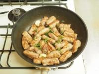 イベリコ豚のハーブ焼き15