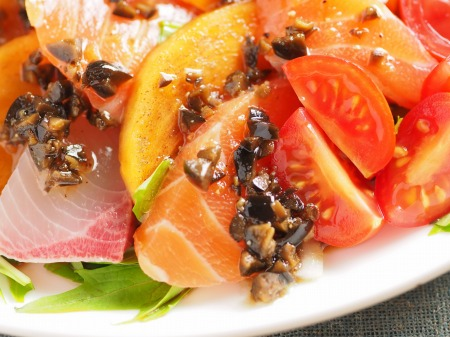 柿のフルーツブランデー・カルパ77