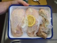 サラダチキンの作り方12