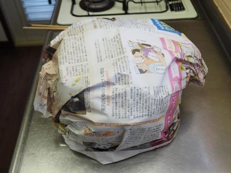 サラダチキンの作り方17