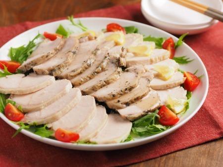 サラダチキンの作り方26