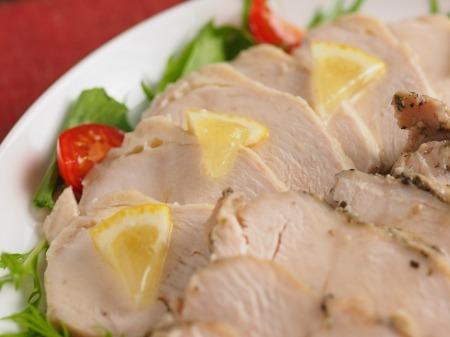 サラダチキンの作り方35