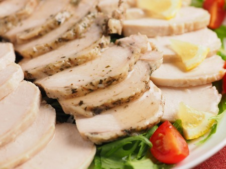 サラダチキンの作り方36