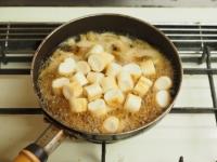 焼き麩のふわふわ卵丼12