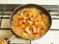 焼き麩のふわふわ卵丼14