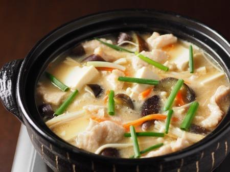 鶏むね肉と茄子の生姜味噌26