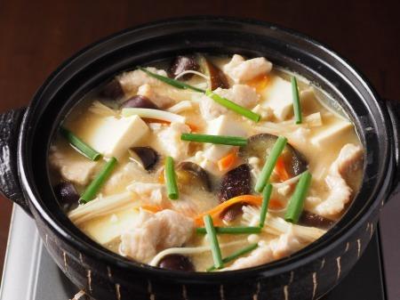 鶏むね肉と茄子の生姜味噌22