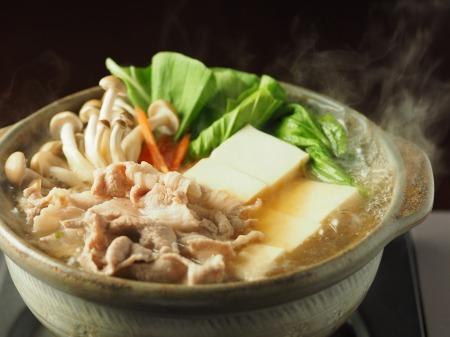 豚こま肉とチンゲンサイの麺つ25
