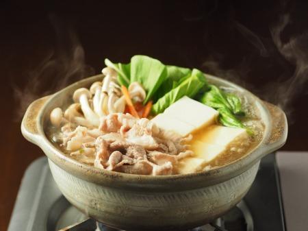 豚こま肉とチンゲンサイの麺つ27