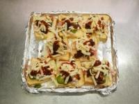 ピザ風フレンチトースト24