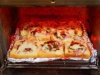 ピザ風フレンチトースト26